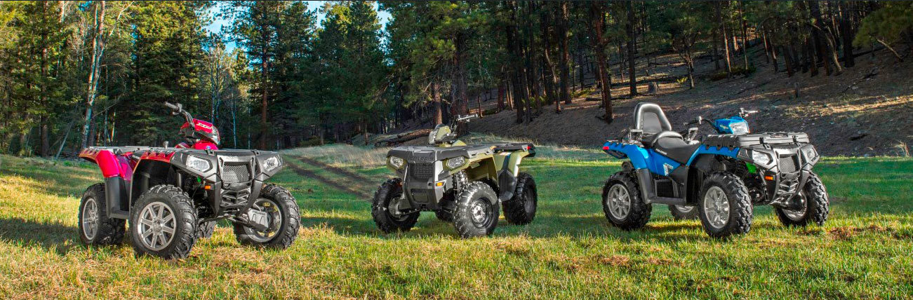 Polaris ATV Distributors in Mumbai India