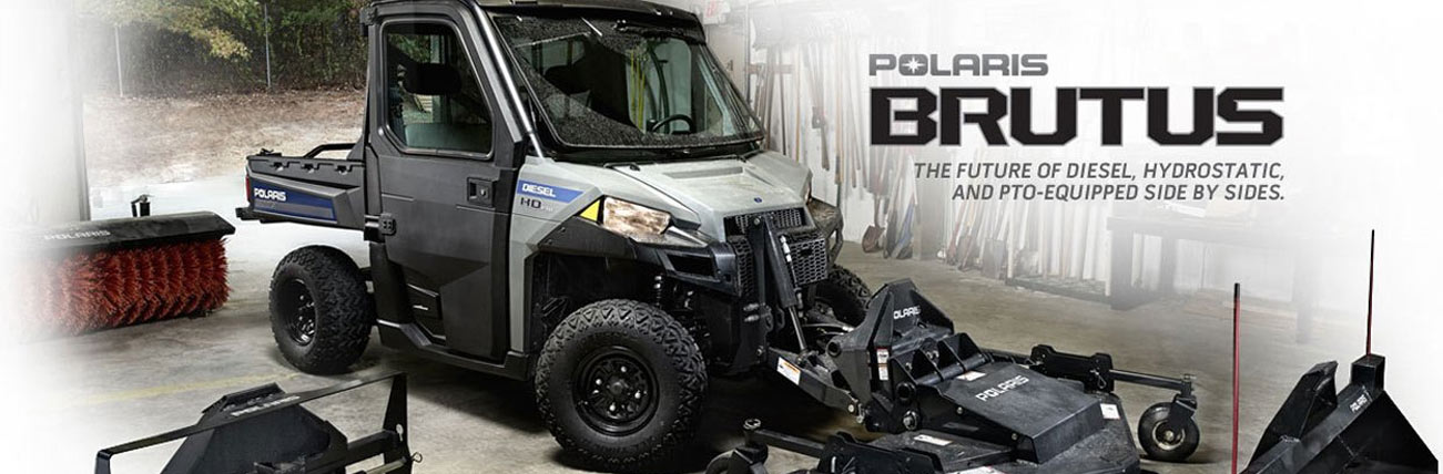 Polaris Mumbai - Offroad vehicles - Brutus in India Bangalore
